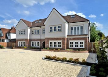 Thumbnail 2 bed flat for sale in Kereg Court, 40 Fir Tree Road, Banstead, Surrey