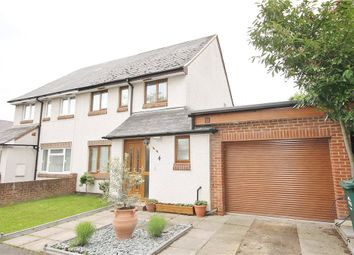 Thumbnail 4 bed semi-detached house for sale in Cavendish Court, Sunbury-On-Thames, Surrey