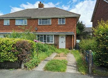 Thumbnail 3 bed semi-detached house for sale in Othery Place, Llanrumney, Cardiff