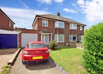 Thumbnail 3 bed semi-detached house for sale in Herne Bay Road, Whitstable, Kent