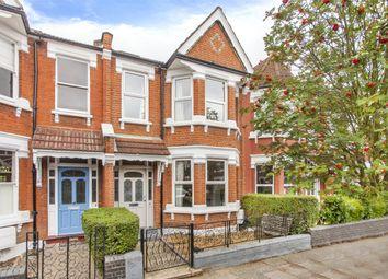 Thumbnail 4 bedroom terraced house for sale in Cornwall Avenue, Alexandra Park, London