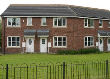 Thumbnail 2 bed town house to rent in Hastings Hollow, Measham, Swadlincote
