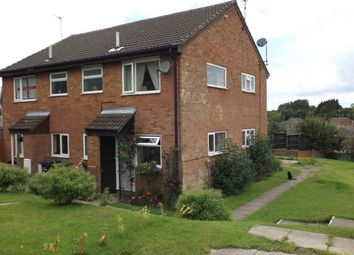 Thumbnail 1 bed end terrace house for sale in St. Johns Close, Daventry, Northamptonshire