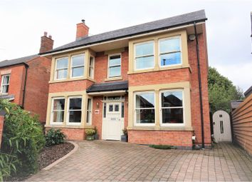 Thumbnail 5 bed detached house for sale in Main Road, Wilford