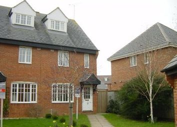 Thumbnail 3 bed end terrace house to rent in Minerva Mews Station Road, Alcester