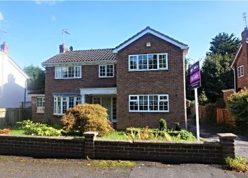 Thumbnail 4 bed detached house for sale in West Leys Park, Swanland