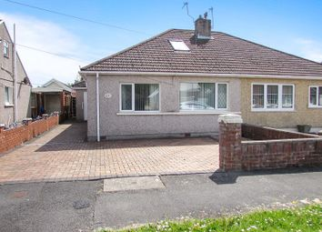 Thumbnail 3 bed semi-detached house for sale in 13 Ton Teg, Pencoed, Bridgend.