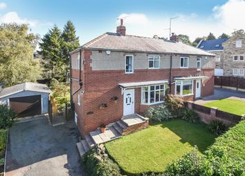Thumbnail 3 bed semi-detached house for sale in Keswick Lane, Bardsey