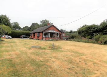 Thumbnail 2 bed detached bungalow for sale in Maesbrook, Oswestry