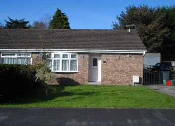 Thumbnail 2 bedroom property for sale in Tawe Park, Ystradgynlais, Swansea