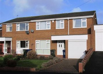 Thumbnail 4 bedroom semi-detached house for sale in Newton Close, Newcastle Upon Tyne