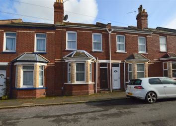 Thumbnail 2 bed terraced house to rent in Normandy Road, Exeter