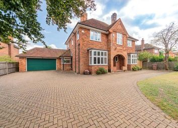 Thumbnail 4 bedroom detached house for sale in Church Road, Earley, Reading