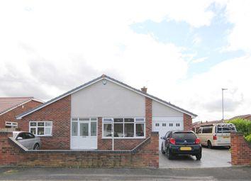 Thumbnail 4 bed bungalow for sale in Bakewell Road, Burtonwood, Warrington