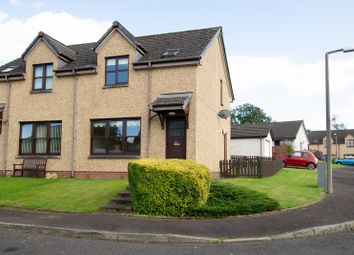 Thumbnail 3 bed semi-detached house for sale in 29 Glenholm Place, Kingholm Quay, Dumfries, Dumfries & Galloway