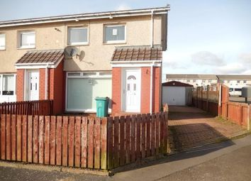 Thumbnail 2 bedroom end terrace house to rent in Balloch Road, Shotts