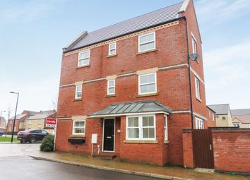 Thumbnail 4 bed semi-detached house for sale in Nine Riggs Square, Birstall, Leicester
