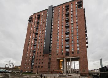 Thumbnail 1 bed flat to rent in Rivergate House, Wilburn Wharf, Salford