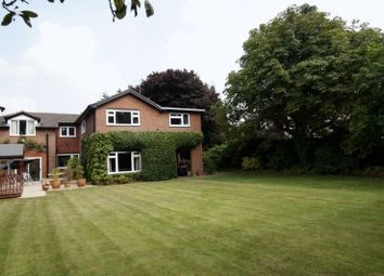 Thumbnail 6 bed detached house for sale in Wynnstay Lane, Marford, Wrexham