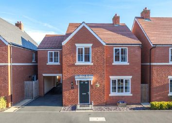 Thumbnail 5 bed detached house for sale in Toronto Avenue, Shrewsbury