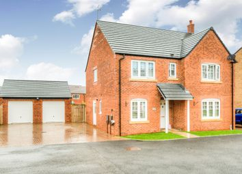Thumbnail 4 bed detached house for sale in Nelson Way, Bidford On Avon, Alcester