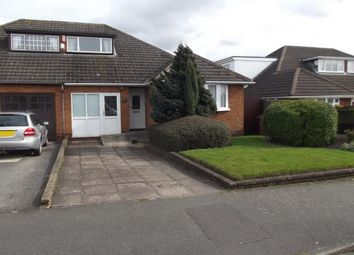 Thumbnail 3 bed semi-detached house for sale in Hillcrest Rise, Chasetown, Burntwood