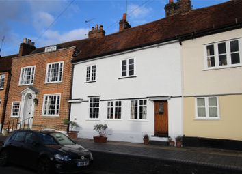 Thumbnail 4 bed terraced house for sale in Fishpool Street, St. Albans, Hertfordshire
