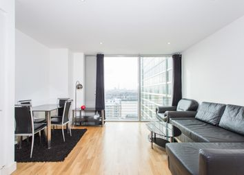 Thumbnail 1 bed flat for sale in The Landmark, East Tower, Canary Wharf