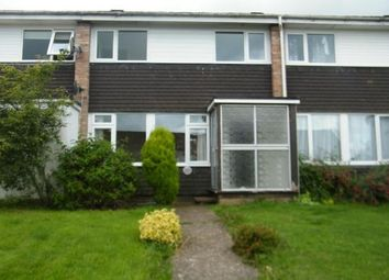 Thumbnail 3 bedroom terraced house to rent in Millers Way, Honiton