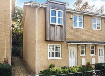 Thumbnail 3 bedroom end terrace house for sale in Elkins Square, Bishopstoke, Eastleigh