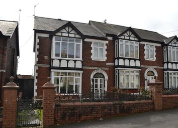Thumbnail 4 bed semi-detached house to rent in Station Road, Pontnewydd, Cwmbran