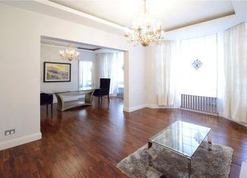 Thumbnail 4 bed flat to rent in Bryanston Mansions, York Street, Marylebone, London