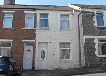 Thumbnail 3 bedroom terraced house to rent in Lee Road, Barry, Vale Of Glamorgan