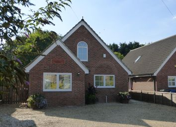 Thumbnail 5 bed detached house to rent in Aspal Lane, Beck Row, Bury St. Edmunds