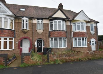Thumbnail 3 bed terraced house for sale in Cambridge Road, Gosport