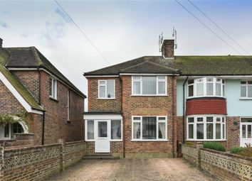 Thumbnail 4 bed end terrace house for sale in Shandon Road, Broadwater, Worthing, West Sussex