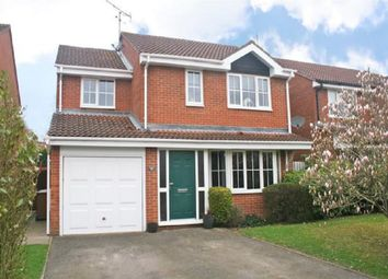 Thumbnail 4 bed detached house for sale in Gresley Close, Welwyn Garden City
