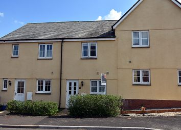Thumbnail 2 bedroom terraced house for sale in Brooks Warren, Cranbrook, Near Exeter