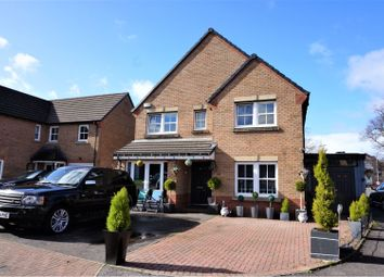 Thumbnail 4 bedroom detached house for sale in St. Margarets Avenue, Paisley