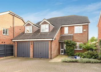 Thumbnail 5 bed detached house for sale in Ford Lane, Roxton, Bedford