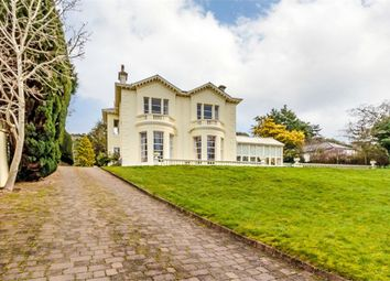 Thumbnail 6 bed detached house for sale in Middle Warberry Road, Torquay, Devon