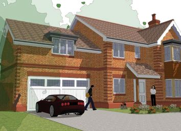 Thumbnail 4 bed detached house for sale in Lovel Road, Winkfield, Windsor, Berkshire
