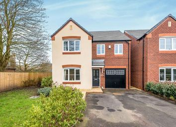 Thumbnail 4 bed detached house for sale in Green Close, Great Haywood, Stafford, Staffordshire