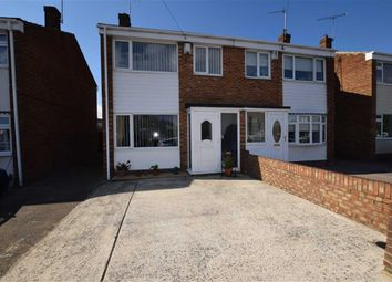 Thumbnail 3 bed semi-detached house for sale in Branksome Avenue, Stanford-Le-Hope, Essex