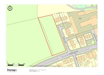 Thumbnail Land for sale in Moore Close, New Milton