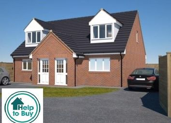 2 bed semi-detached house for sale in Plot 1 March Flatts Court, Thrybergh, Rotherham S65