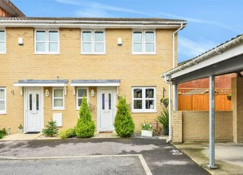 Thumbnail 3 bed semi-detached house for sale in Elkins Square, Bishopstoke, Hampshire