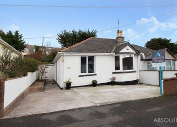 Thumbnail 2 bed bungalow for sale in Edenvale Road, Paignton