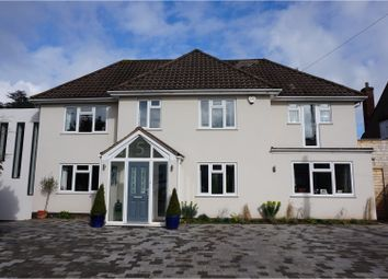 Thumbnail 4 bed detached house for sale in Hill Close, Leamington Spa