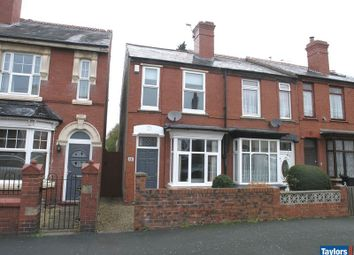Thumbnail 2 bed terraced house for sale in Stourbridge, Wollescote, Perrins Lane